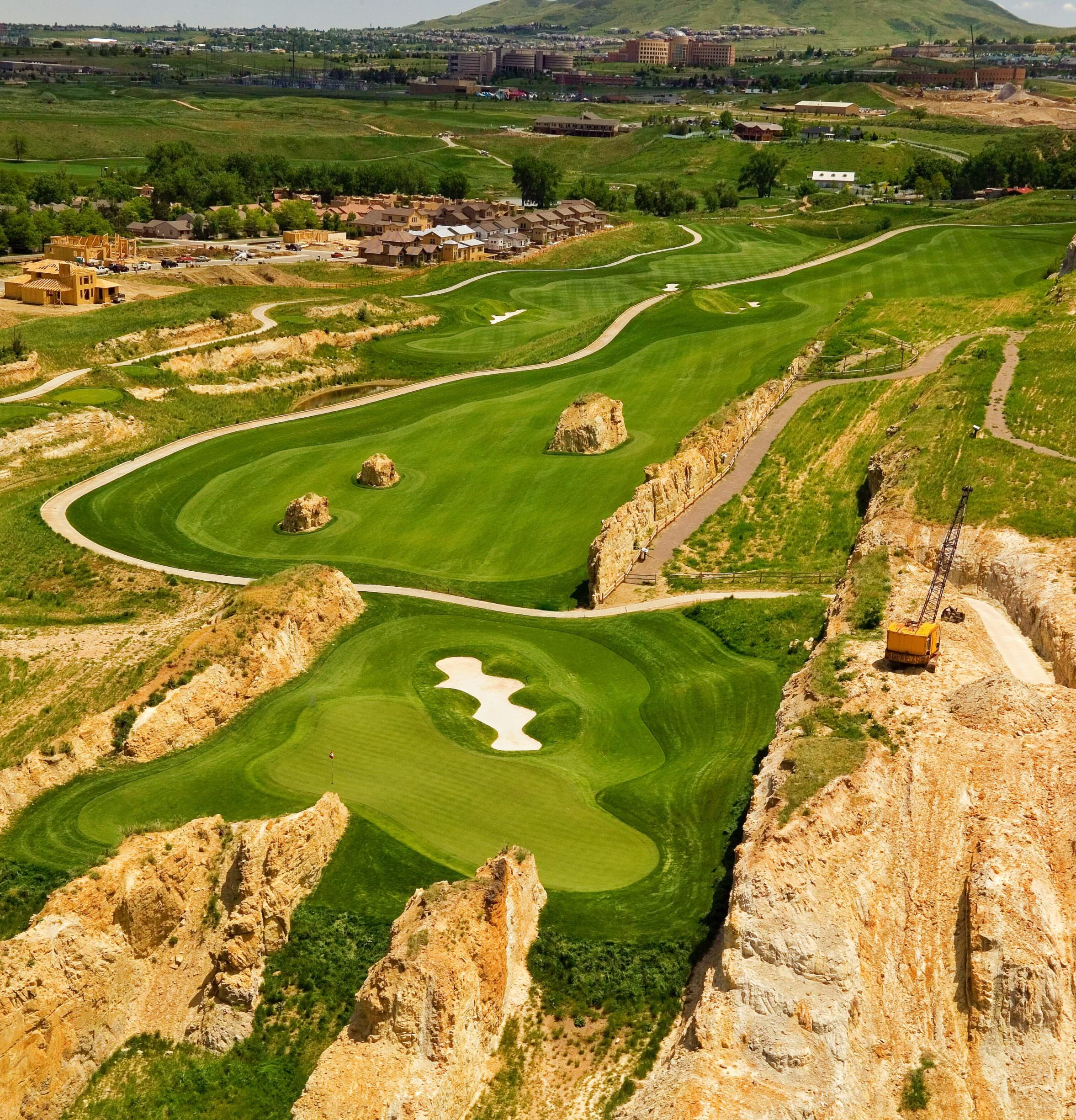Top Denver Golf Courses | Best Colorado Golf Courses | Fossil Trace